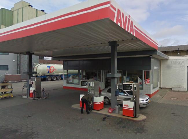 AVIA Tankstation