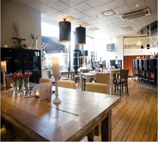 Fletcher-Hotel restaurant