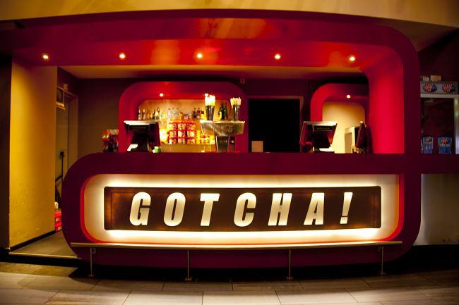 Gotcha! Cinema