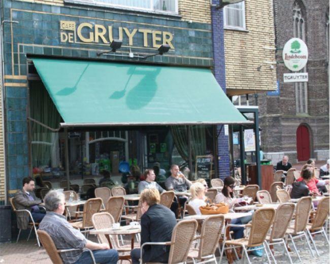 Café de Gruyter