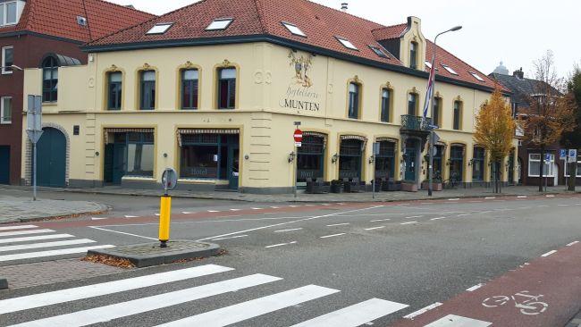 Hostellerie Munten   restaurant - eetcafé - hotel