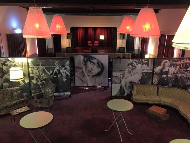 Theatercafé De Huiskamer