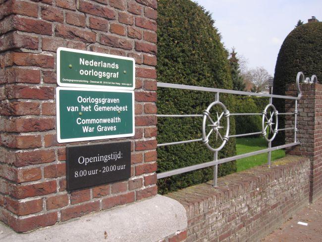 Begraafplaats Molenpoort